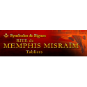 TABLIERS | MEMPHIS MISRAÏM