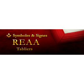 TABLIERS MAÇONNIQUES | REAA