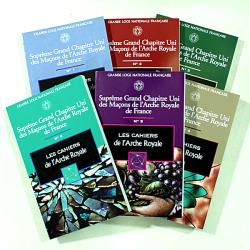 CAHIERS DE L'ARCHE ROYALE Pack Volume 1 à 8